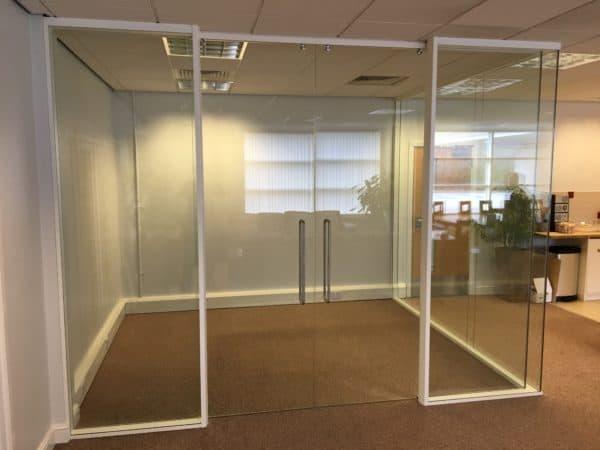 Glass Double Door scaled